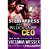 The Stewardess and the Billionaire CEO (He Wanted Me Pregnant! Book 3)