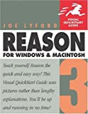 Reason 3 for Windows and Macintosh, Joe Lyford and Peachpit Press Staff, 0321269179