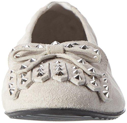 Flats Grau Cement Malu Ballet Women's Silver Schmenger Schuhmanufaktur Kennel und fCq1A1