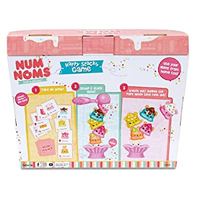 Num Noms Happy Stacks Game: Toys & Games