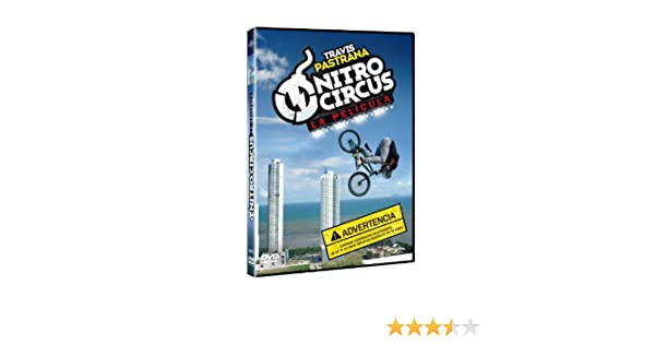 Nitro Circus [DVD]: Amazon.es: Travis Pastrana, Tommy Passemante ...