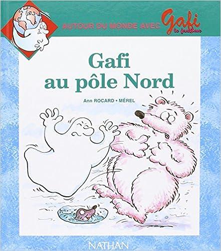 Lire en ligne Gafi au Pôle Nord, numéro 12, série 2, CP/CE1 pdf