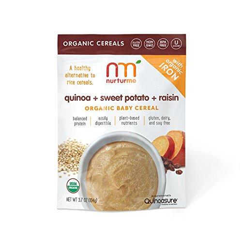 NurturMe Organic Infant Cereal Quinoa product image