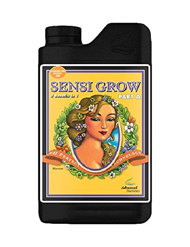 (Advanced Nutrients pH Perfect Sensi Grow Part A Plant Nutrient, 1L)