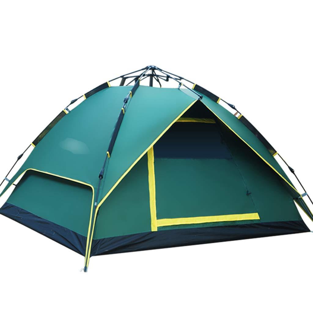 Im Freienzelt des Zeltens des Zeltes des Zeltes des Zeltes des Zeltes des Zeltes Zeltes des Zeltes Doppeltes des Zeltes des Zeltes Doppelte Farbe optional ( Farbe : Grün , Größe : 215210135cm )