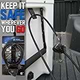 Best Cables With Lock Latches - Cooler Cable Lock and Bracket in One! Compatible Review