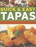 Quick and Easy Tapas, Silvana Franco, 184476432X