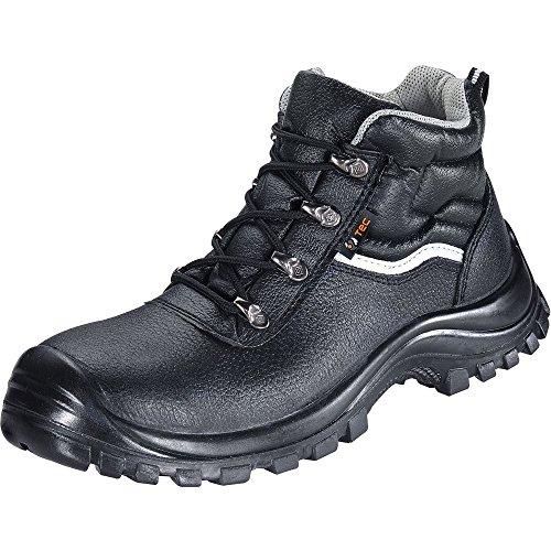 EN Jupiter 20345 schwarz Sicherheits Stiefel Santos S3 ISO CIvqvdw