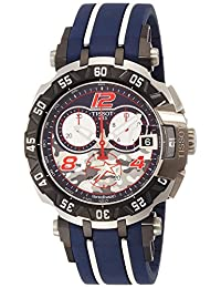 TISSOT watch T-Race Nicky Hayden Ambassador Edition 2016 World limited 4999 this T0924172705703 Men's Watch