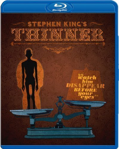 Thinner [Blu-ray] (1996) by Olive Films by Tom Holland by Olive Films