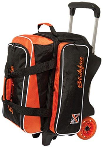 KR Strikeforce Krush Double Roller - Black/Orange by KR