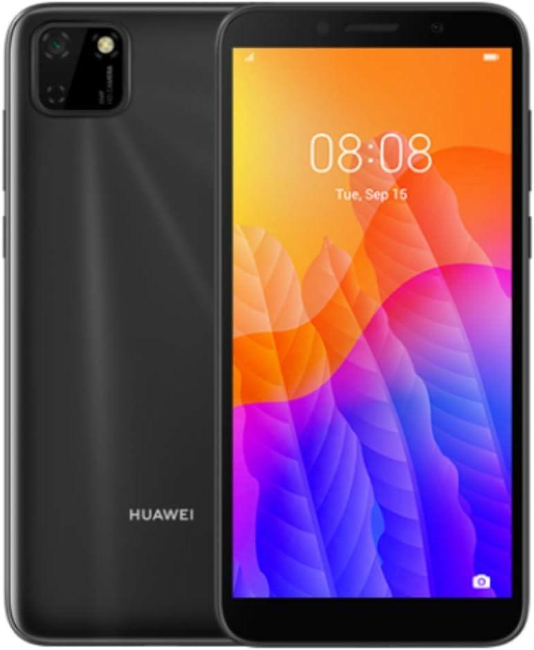 HUAWEI Y5P Dual SIM Smartphone Midnight Black: Amazon.de: Elektronik - Huawei Y