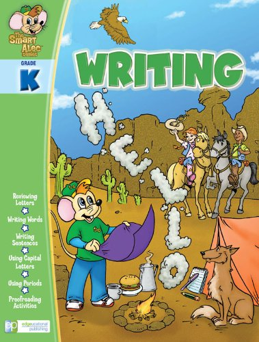 [Smart Alec Grade Grd-K Writing Wipe-Off Workbook (Smart Alec Series Educational Workbooks)] (Grd Series)