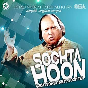 Sochta hoon ke woh kitne masoom thay song download mr jatt