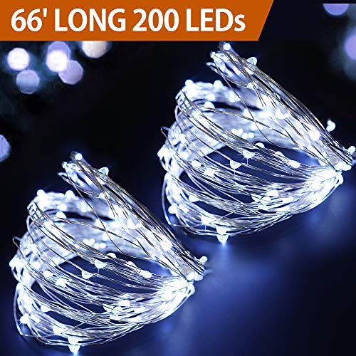 Bright Outdoor Fairy Lights in US - 3