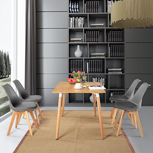 Image Result For Amazon Com Upholstered Chairs Kitchen Dining Room