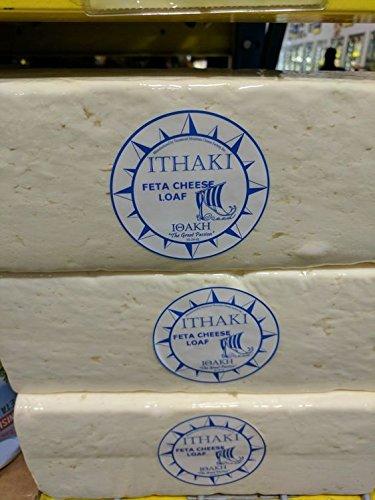 Ithaki Feta Cheese 4 Lb ()