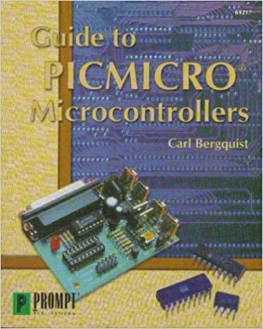Book Guide to Picmicro Microcontrollers