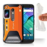 STUFF4 Gel TPU Phone Case / Cover for Motorola Moto X Play 2015 / Sports Design / Camera Collection
