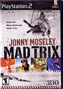 Jonny Moseley Mad Trix