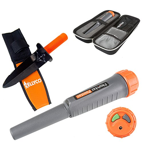 Nokta Waterproof Pointer Metal Detector Pinpointer Probe with Razor Edge Gato...