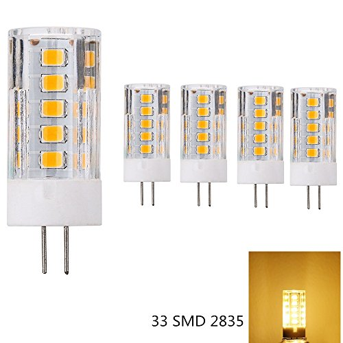 G4 LED Bulb 33x2835 Replaces