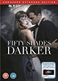 Fifty Shades Darker Unmasked Edition [Edizione: Regno Unito] [Reino Unido] [DVD]