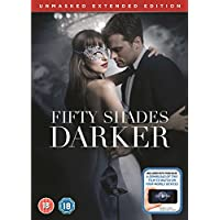Fifty Shades Darker Unmasked Edition [DVD + Digital Copy] [2017]