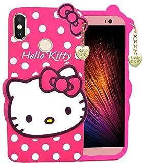 ec7fb5c7cad Aloin Hello Kitty Girl s Back Cover for Redmi Note  Amazon.in ...