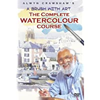 A Brush With Art - The Complete Watercolour Course [DVD]