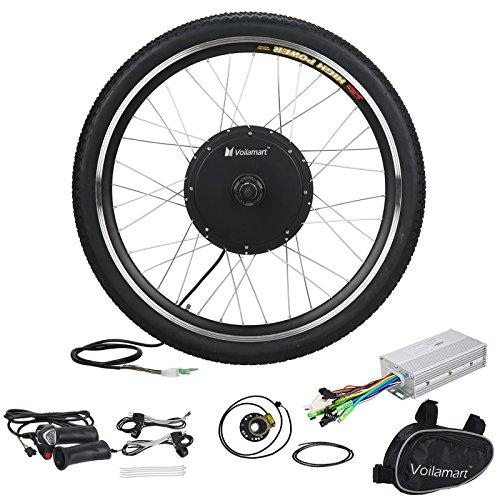 electric bike kit front wheel - 8