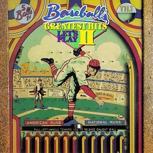 Cover of Baseball's Greatest Hits II: Let's Play