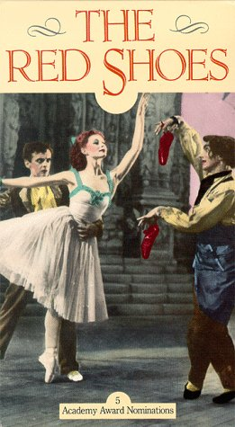 The Red Shoes [VHS]