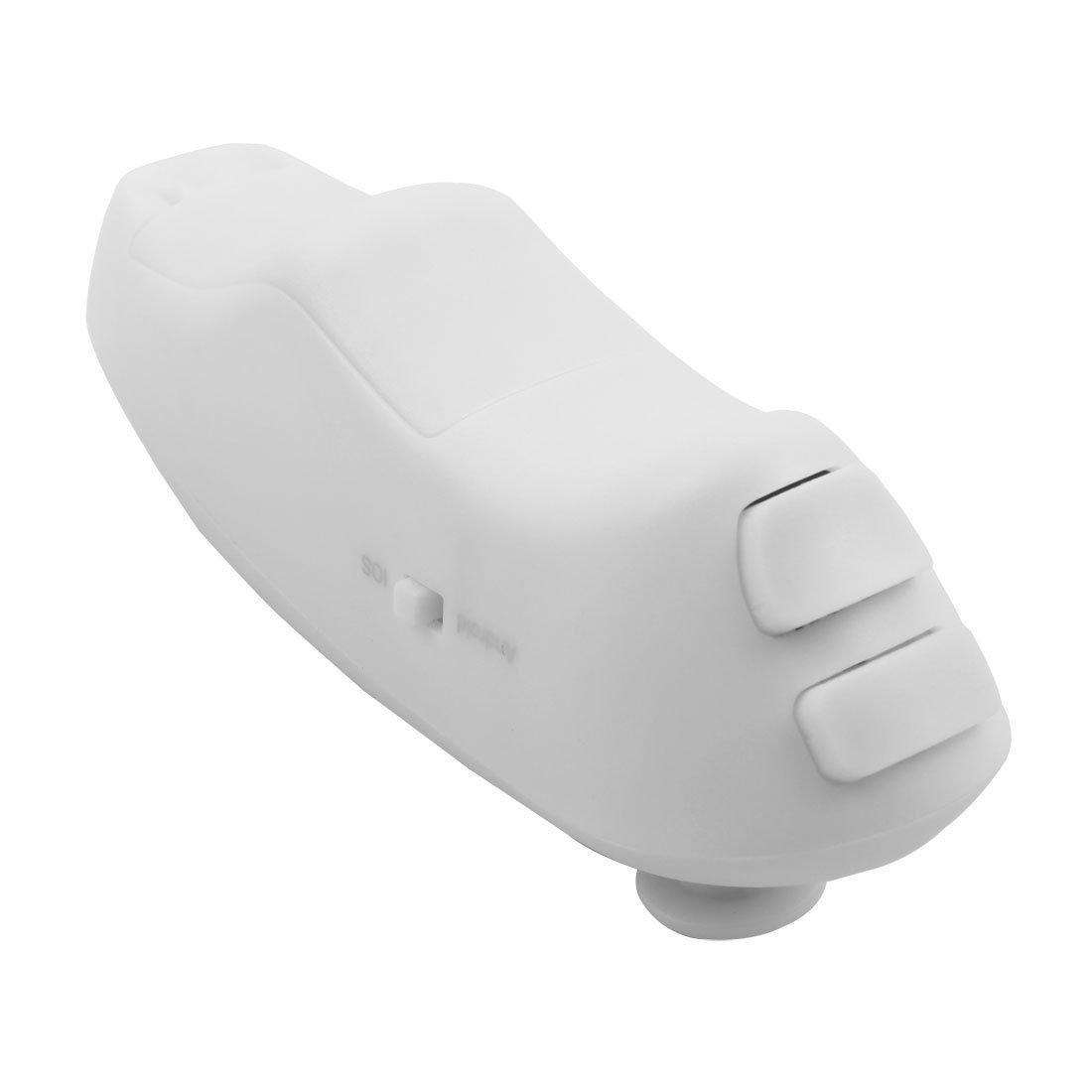 Amazon.com: eDealMax Control remoto Universal VR cabeza de caja inalámbrica Bluetooth Mini Juego de Mango Blanco: Electronics