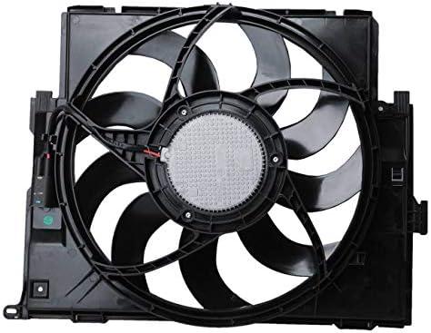 Topaz 17427640508 Ventilador Motor enfriador Ventilador Enfriamiento F20 F21: Amazon.es: Coche y moto