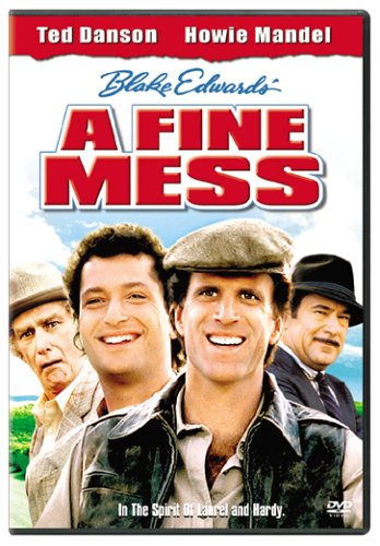 A Fine Mess (Roller Skating Dvd)