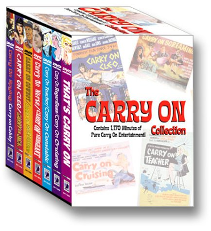 The Carry On Collection by Starz / Anchor Bay