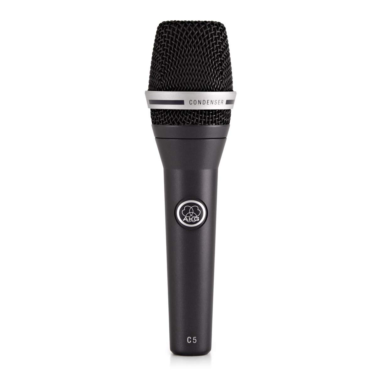 AKG Pro Audio Dynamic Microphone, Black (3138X00100)