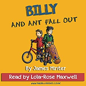 Billy and Ant Fall Out Audiobook