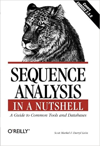 Read Sequence Analysis in a Nutshell:  A Guide to Common Tools and Databases PDF