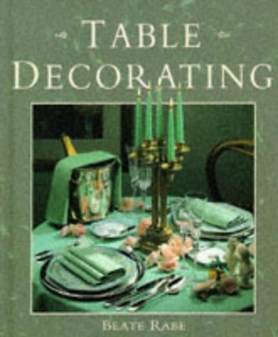 Table Decorating - Raben Glasses
