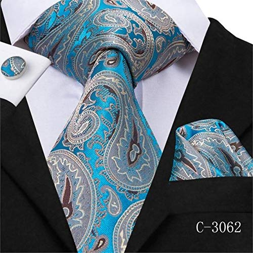 Gold Coast Market Silk Men Tie Set Novelty Red Sweety Lovely Style and Handkerchief