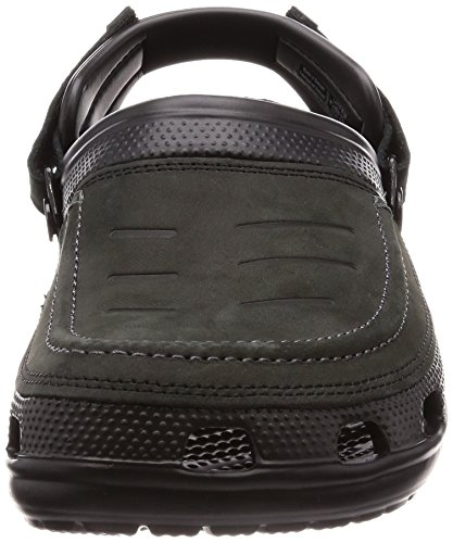 Crocs Mens Yukon Vista Tette Sort / Sort