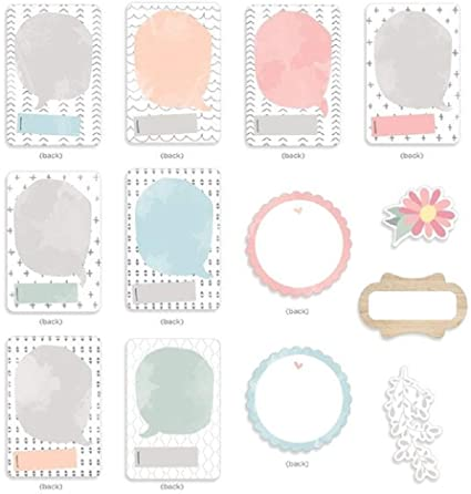 New in Package Creative Memories 12x12 Additions Jewel Easter