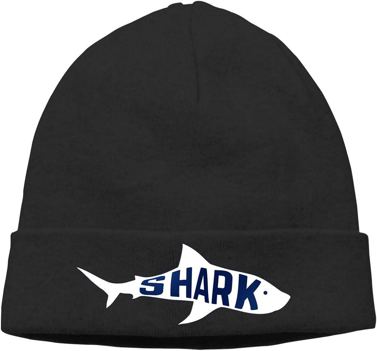 White Shark Cap Mens/&Womens Warm Serious Beanies Beanie Skull Cap