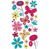 Sticko Butterfly Garden Stickers