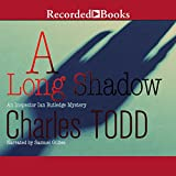 A Long Shadow: Inspector Ian Rutledge, Book 8