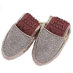 Spring Autumn Rhinestone Fashion Sequin Loafers
