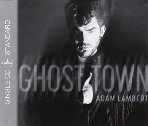 Adam Lambert - Ghost Town (CDS) - Zortam Music