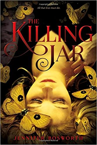 Jennifer Bosworth - The Killing Jar Audiobook